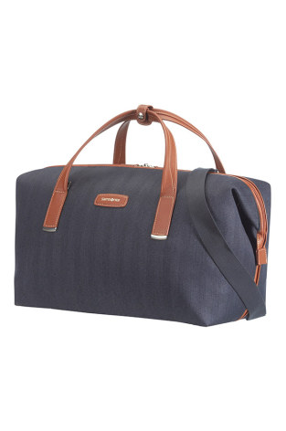 Samsonite Lite DLX Duffle 55cm Midnight Blue