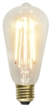 Decoration LED Klar filament bulb E27 2100K 230lm