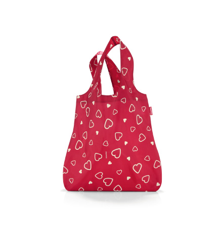 Mini Maxi Shopper Hearts