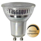 LED Spotlight GU10 MR16 Dimbar Glas 750CD