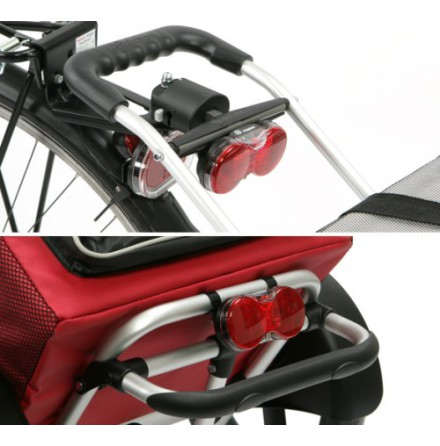 Taillight till Royal Shoppper samt Transportvagn Bike Trailer