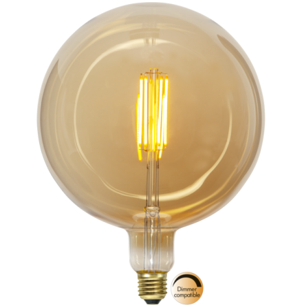 Led Lampa E27 Industrial Vintage G200