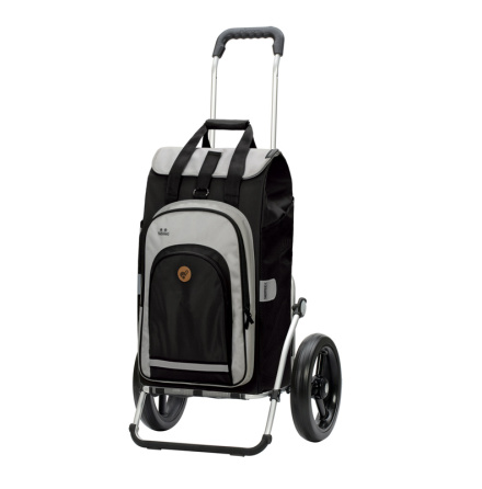 Andersen Royal Shopper Aluminium Hydro 2.0 med 29cm kullagrade hjul