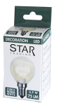 Decoration Led 0.9W klot E14